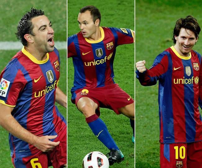 A Messi no le importa el dinero, si el club de sus amores.